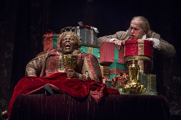 Goodman Theatre's <i>A Christmas Carol</i>