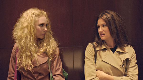 Juno Temple and Kathryn Hahn