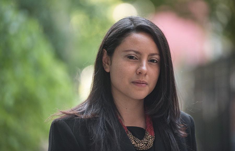 Alma Zamudio