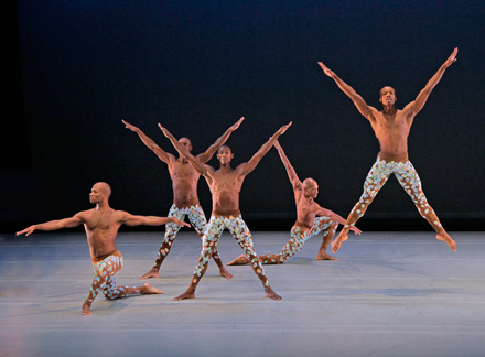 Alvin Ailey American Dance Theater's new artistic director, Robert Battle, isn't exactly wet behind the ears.