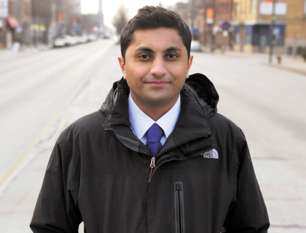 Forty-seventh Ward alderman Ameya Pawar says he's still working to change City Hall—he's just pragmatic about it.