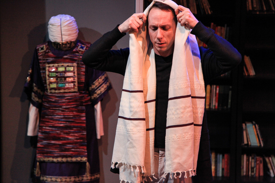 Forum Productions' <i>Jesus the Jew as Told by His Brother James</i>