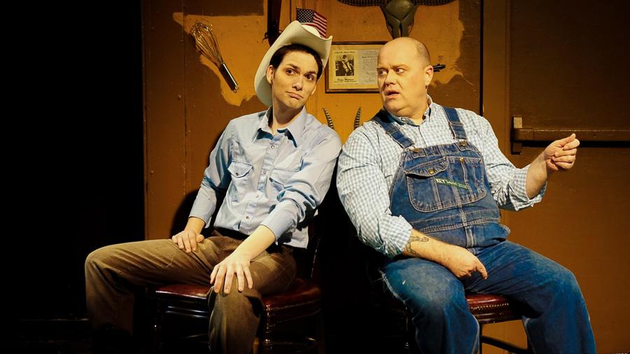 New American Folk Theatre's <i>Deep in the Heart of Tuna</i>