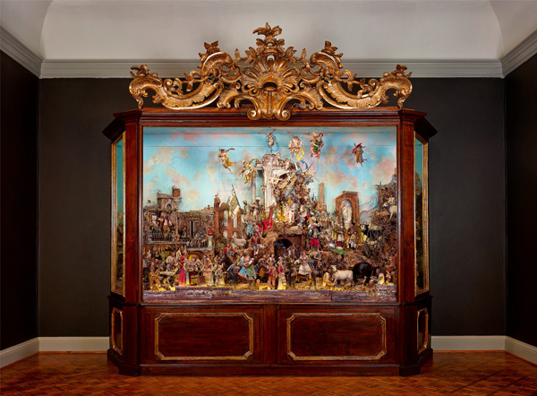 The Art Institute's 18th-century Neapolitan creche is the inspiration for a new performance by Hubbard Street Dance Chicago.