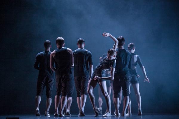 Hubbard Street Dance Chicago's Fluence