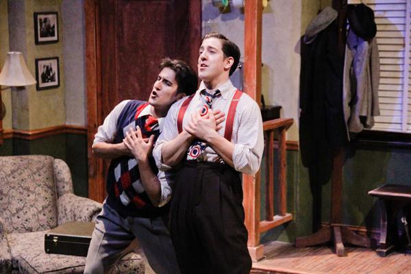 Alexander Aguilar and Adrian Aguilar