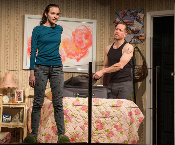 Melanie Neilan and Tim Hopper
