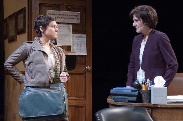 Elizabeth Ledo and Janet Ulrich Brooks