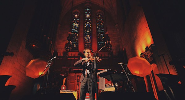 Andrew Bird plays a four-night residency in Chicago starting Mon 12/11