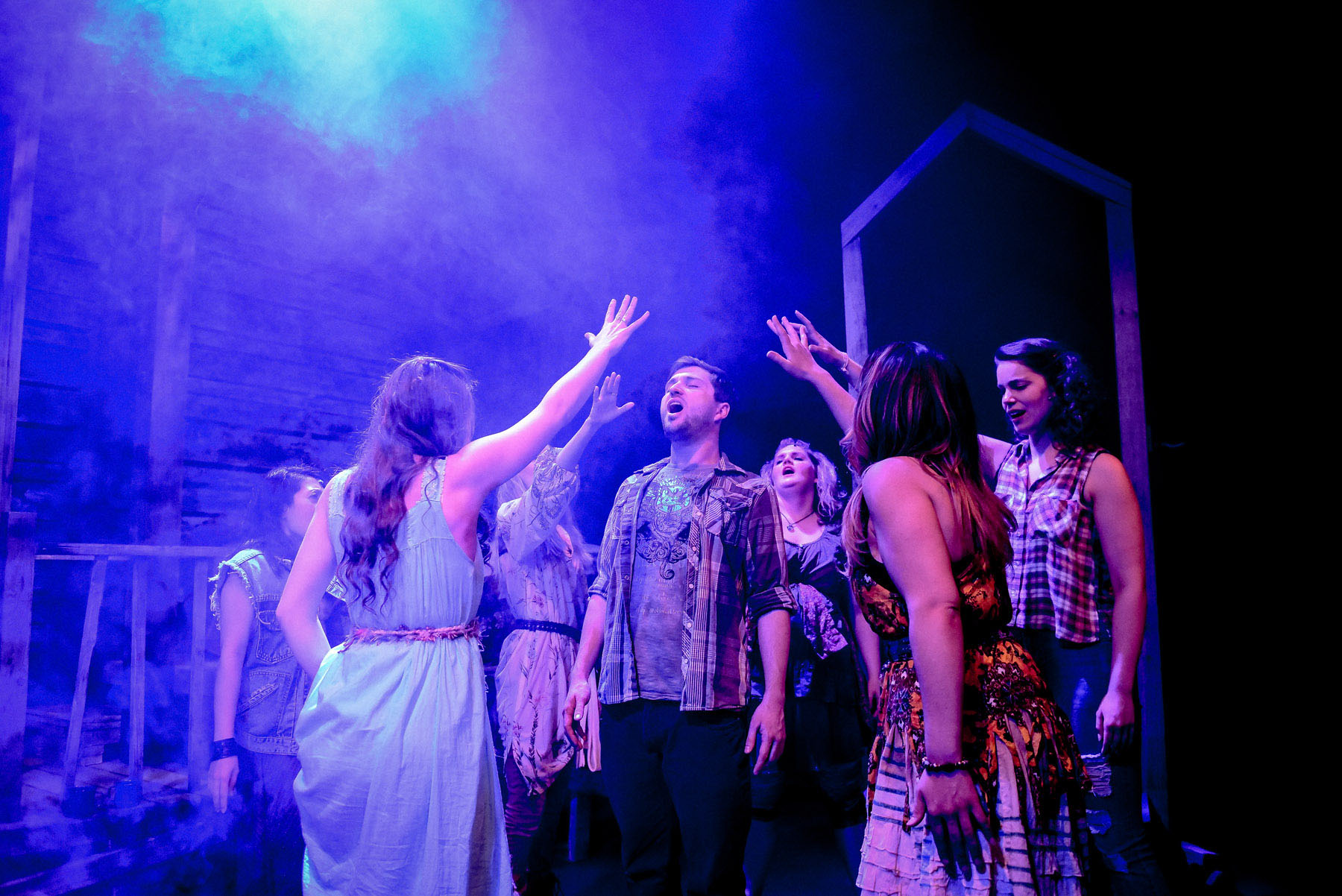 Underscore Theatre's <i>My Name Is Annie King</i>