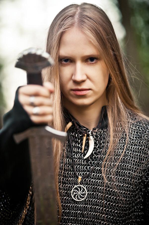 Maria Arkhipova of Arkona