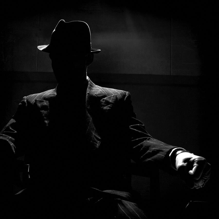The cover of <i>Coma Noir</i>