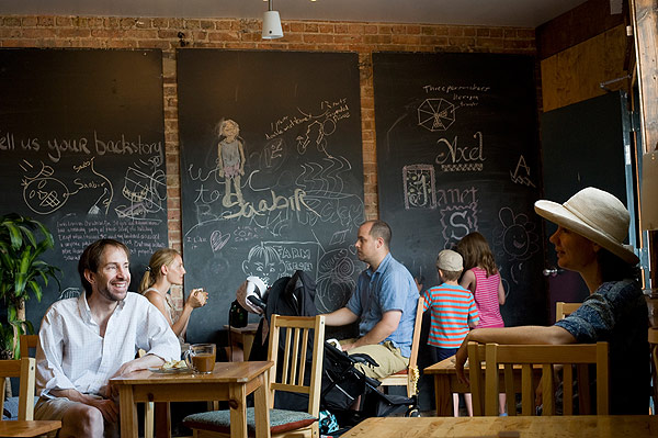 Backstory Cafe