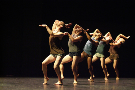 Ohad Naharin gives his dancers freedom in Deca Dance and B/olero