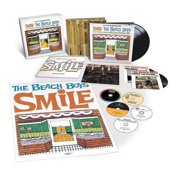 Beach Boys complete <i>Smile</i> sessions