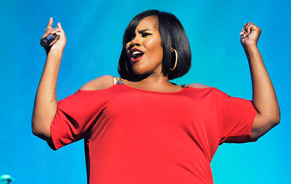 Kelly Price is one of many guests at the Black Women's Expo from Fri 4/8-Sun 4/10.
