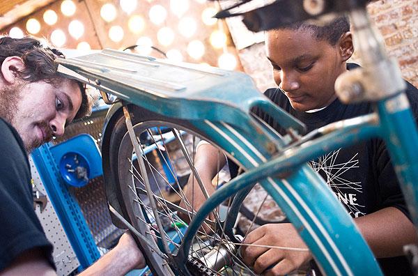 Blackstone Bicycle Works