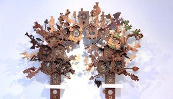 <i>Black Forest Altar</i> by Daniel Bruttig