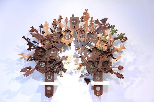 Black Forest Altar by Daniel Bruttig