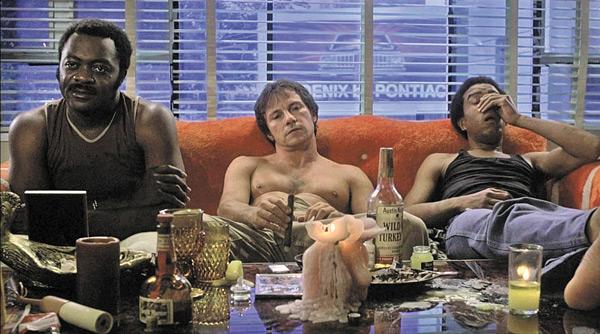 Yaphet Kotto, Harvey Keitel, and Richard Pryor in Blue Collar