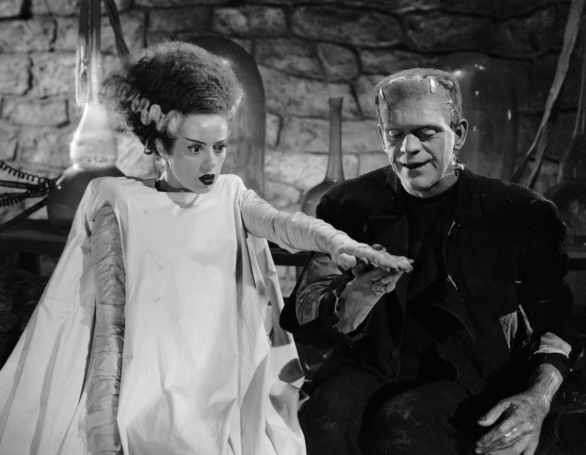 <i>Bride of Frankenstein</i>