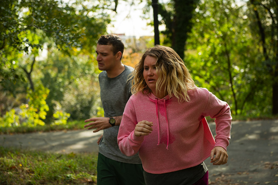<i>Brittany Runs a Marathon</i>