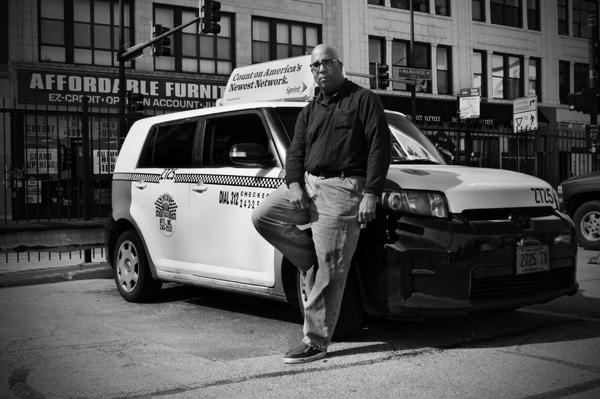 Driver and filmmaker Eric P. Martin considered becoming an UberX driver.