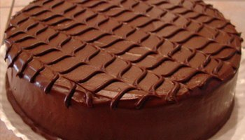 Cake at Kristoffer's Cafe & Bakery
