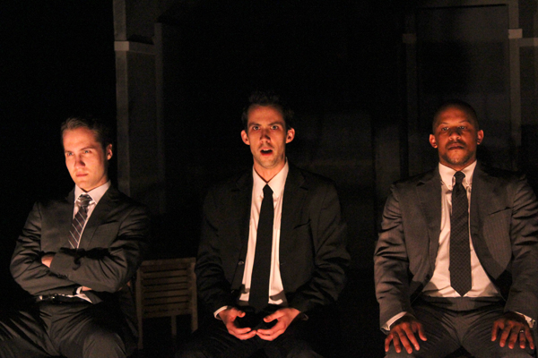 Joseph Ramski, Joel Moses, Mark Gardner