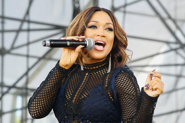 Don't miss Chanté Moore, one of the defining voices in R&B, at the Promontory Thursday 7/13.