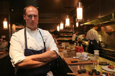 Chef John Manion of La Sirena Clandestina