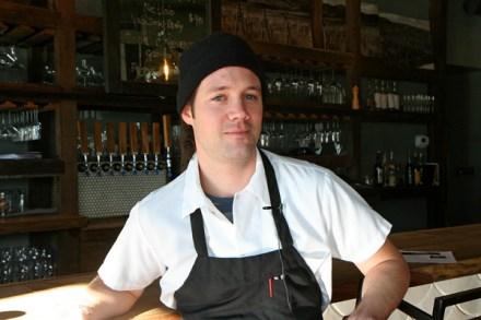 Chef Giuseppe Tentori