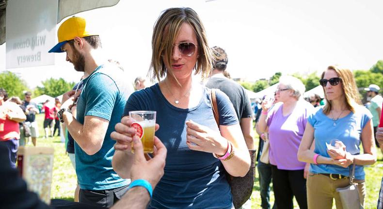 Welles Park Craft Beer Fest closes Chicago Craft Beer Week on Saturday 5/28.