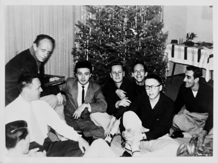 A Mattachine Society Christmas party
