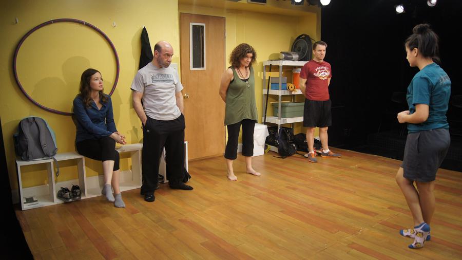 Redtwist Theatre's <i>Circle Mirror Transformation</i>