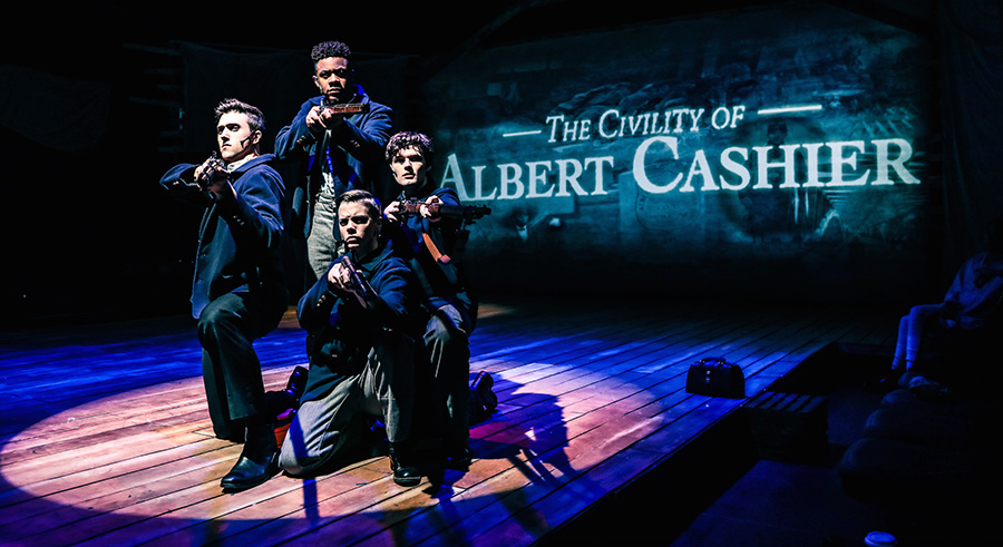 Permoveo Productions' <i>The Civility of Alfred Cashier</i>
