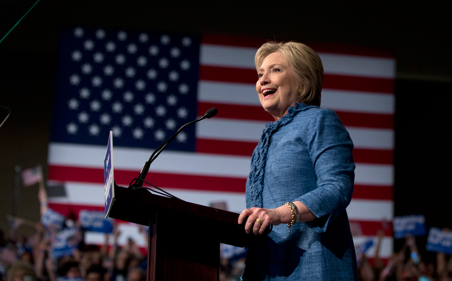 Emanuel endorsed Hillary Clinton. But you didn't hear her bragging.