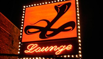 Cobra Lounge is going through a lot of changes, not least among them that Mike Petryshyn and his Riot Fest team are taking over music booking in December.