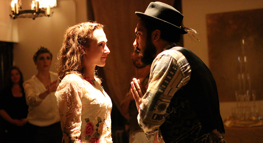 (Re)discover Theatre's <i>Farewell My Friend: The Tragic Tale of Star-Crossed Lovers</i>