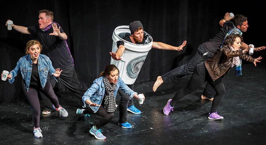 The Comedy Dance Collective