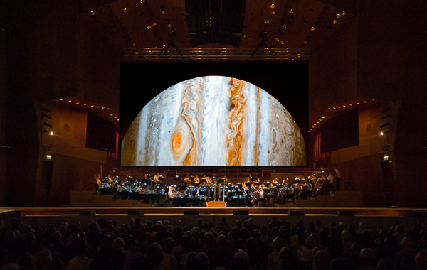 Cosmic Convergence features the films of José Francisco Salgado scored by the Chicago Sinfonietta.