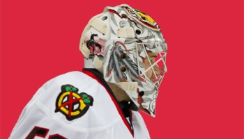 Workhorse goaltender Corey Crawford and backup Ray Emery have propelled the Blackhawks into the playoffs.
