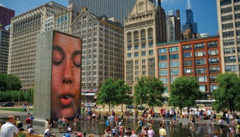 Will the <i>Crown Fountain</i> of the future be the spitting image of the one we know today?