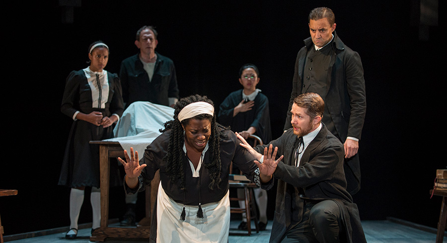 Steppenwolf for Young Adults' <i>The Crucible</i>