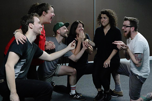 <i>Crushed</i>, at the Public House Theatre