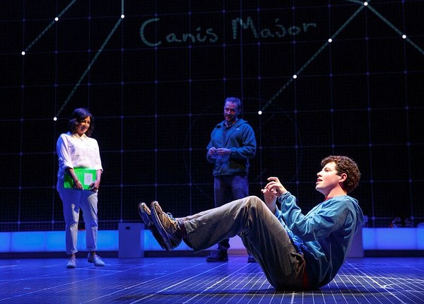 <i>The Curious Incident of the Dog in the Night-Time</i>