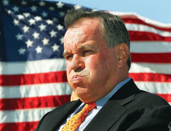 Mayor Richard M. Daley