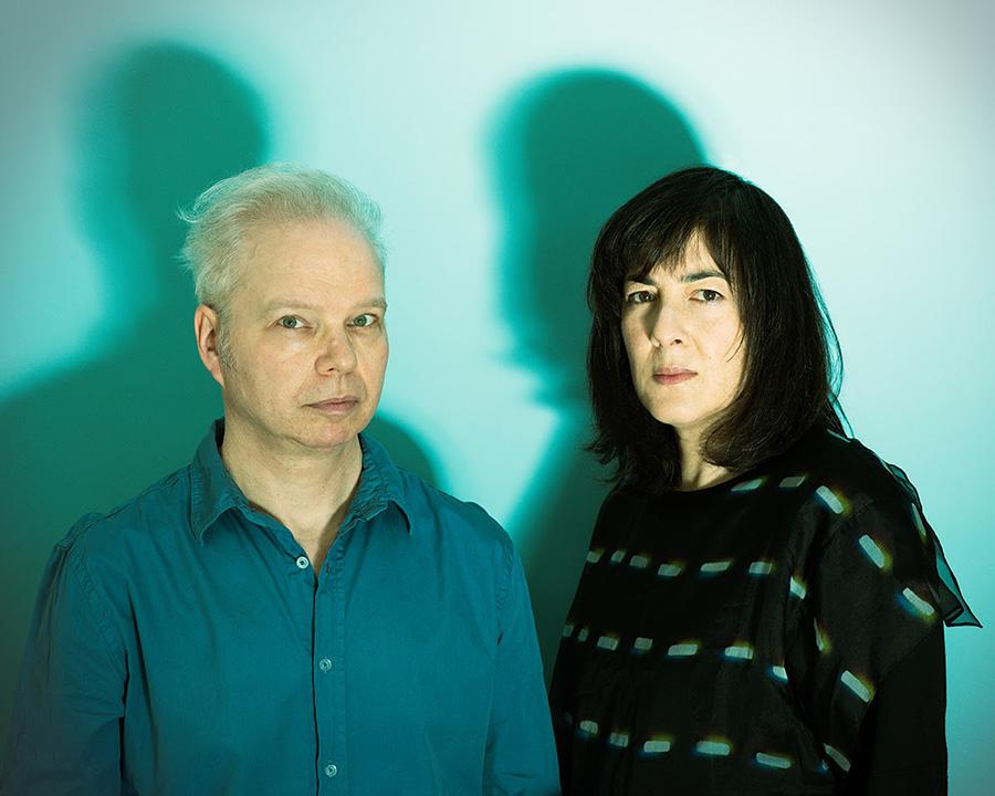 Damon Krukowski and Naomi Yang