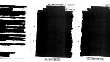 ACTA documents released this fall to Tobias Olsson of the Swedish newspaper <i>Svenska Dagbladet</i>