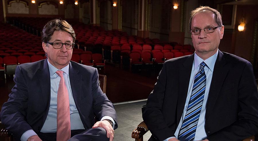 Dean Strang and Jerry Buting talk <i>Making a Murderer</i> on Fri 6/3.